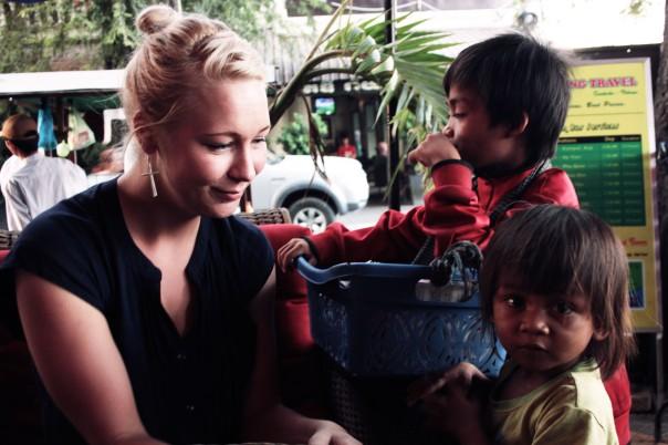Laura en de kids