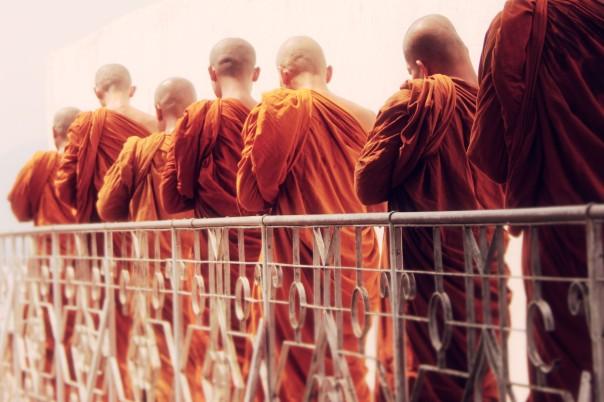 Monniken ceremonie